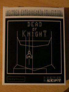 Dead of Knight [Vectrex] - Jungsis Corner