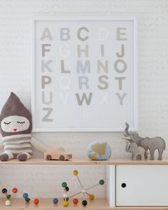 A BEAUTIFUL NURSERY IN NEUTRAL TONES | the style files