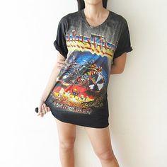 Judas Priest Shirt UK Speed Metal Rock Band Tee Men Women T-Shirts Size S M L on Etsy, $15.99