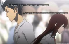 steins gate quotes - Buscar con Google