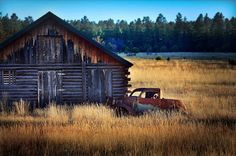 HDR Photography Truck and Barn Southwest Country by PaulnSherylArt, $16.99