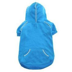 You will love this cute Sport Dog Hoodie .... Check it out here http://www.furbabeez.com/products/sport-dog-hoodie-by-doggie-design-blue-curacao?utm_campaign=social_autopilot&utm_source=pin&utm_medium=pin and spoil your fur baby today!