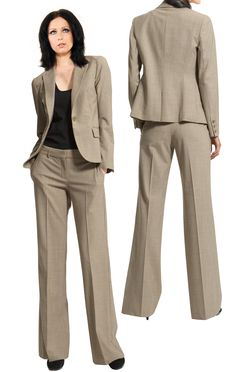 Knowledgeable New Blue Lady Trouser Suit Womens Business Suits Female Formal Pant Suits For Weddings Formal Office Uniform Work Suits Be Novel In Design Back To Search Resultswomen's Clothing