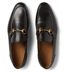 6ab33862c drool #iWANT #Need #love #Gucci Horsebit Leather Loafers | MR PORTER ...