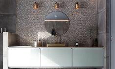 Hemma hos Martin Nygren - part 2 - Vardagsglädje Decor, Furniture, Home Decor, Bathroom Mirror, Round Mirror Bathroom, Bathroom, Mirror