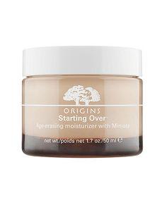 face cream, I love the oil - free version