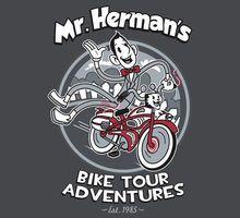 Bike Tour Adventures, est. 1985
