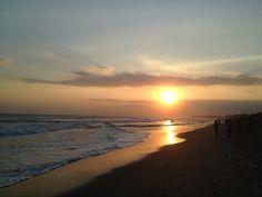 Echo Beach in Badung, Bali