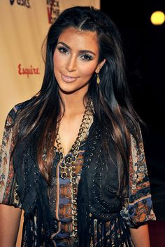 """Kim Kardashian - Esquire House Hollywood Hills """"Rock The Vote"""" - Red Carpet"""