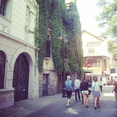 Lastarria 70. Santiago, #Chile  - Great shopping and restaurants