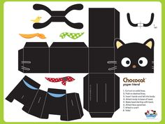Chococat Paper Friend