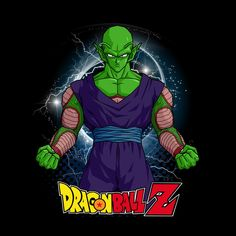 Camiseta Dragon Ball Z. Piccolo