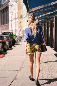 Shorts & prints