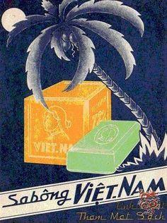 Publicité Savon Vietnam