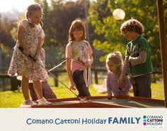 Cerchi una vacanza family in Trentino? Scegli il #comanocattoniholiday a #Pontearche #comanoterme per vivere esperienze indimenticabili con le persone che ami di più: la tua #famiglia