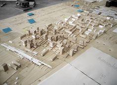 Alexander Daxbock // Urban satellite on Behance