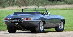 E-type Jaguar 1965 S1 4.2 Roadster