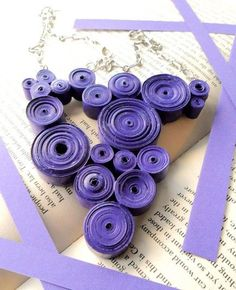 Funky Recycled Jewellery