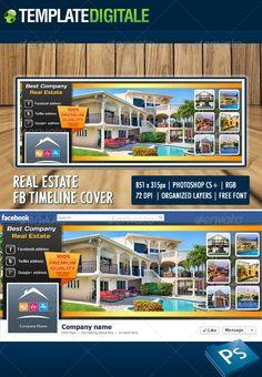 Real estate, Case Cover