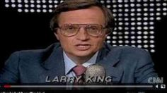 Larry King Live -- (1985-2010). A talk show hosted by Larry King. Network: CNN.