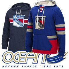 NHL Vancouver Canucks Boys 8-20 Primary Logo Fleece Hoodie Royal Large