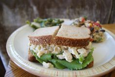 Recipe of the Day: Crunchy Chicken Apple Salad Sandwiches