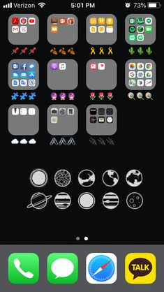 Iphone layout, organize apps on iphone, iphone icon, iphone app, cute app. Iphone Home Screen Layout, Iphone Layout, Organize Apps On Iphone, Apps For Iphone, Iphone Hacks, Cute App, Iphone Video, Iphone Icon, Accessoires Iphone