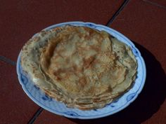 Cooking recipes from casadomoras - crepes with sweet ricotta filling