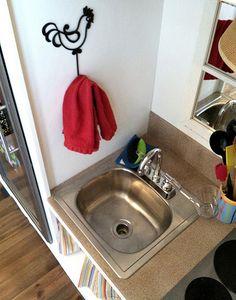 Nora's New DIY Play Kitchen! - Andrea Dekker