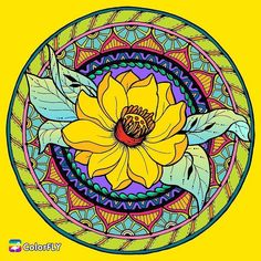 #lotus zen mind coloring masterpiece from our talented artist  Double tap if you like it! ----------------- Let more people see your masterpiece   Tag/DM me or #colorfly #colorflyapp #colorflyart to spread your art. ----------------- #freeapp #coloringapp #pigmentapp #adultcoloringapp #coloring #coloringbook #coloringbookforadults #coloringbooks #coloringpages#coloringtime #adultcoloring #stressfree #stressrelief #colorfy #colorfyapp #picoftheday #recolor #fun #colortherapyapp #art #love…