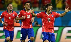 Chile vs Australia, World Cup 2014: live - Telegraph