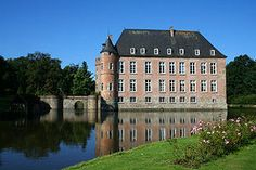 """Braine Castle (French: Château de Braine) is a castle in Braine-le-Château, Walloon Brabant, Belgium.  In 649 the Abbess of Mons St. Waudru ceded her """"land of Ittre"""", including Braine, to the Chapter of Mons. Accordingly, Braine had an odd political status since it remained a small enclave of the County of Hainaut within the County of Leuven, part of the Duchy of Brabant. Braine-le-Château was owned by several feudal families."""