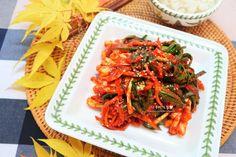 집밥 백선생 쪽파김치 / 파김치 담그기