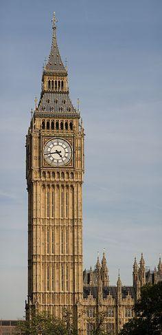 Big Ben - Thе Clосk Tоwеr of thе Pаlасе оf Westminster