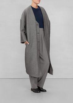 & Other Stories | A-S Dåvik Kimono Coat