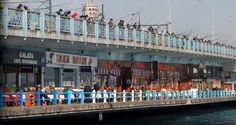 Galata Bridge ... ♥ ▾ ๑♡ஜ ℓv ஜ ᘡղlvbᘡ༺✿ ☾♡ ♥ ♫ La-la-la Bonne vie ♪ ❥•*`*•❥ ♥❀ ♢♦ ♡ ❊ ** Have a Nice Day! ** ❊ ღ‿ ❀♥ ~ Wed 11th Nov 2015 ...