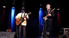 Eric Bibb & Staffan Astner - Walkin' Blues (live 2011)