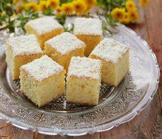 Dessert Recipes, Desserts, Cornbread, Vanilla Cake, Fudge, Coco, Cooking Recipes, Sweets, Homemade