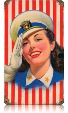 Patriotic Pin Up Girl Pin Ups Vintage, Vintage Images, Vintage Posters, Vintage Prints, Vintage Looks, Vintage Art, Patriotic Images, Patriotic Crafts, Rockabilly Pin Up