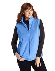 f844ab6f1a5 Columbia Women s Plus-Size Benton Springs Vest Coats For Women