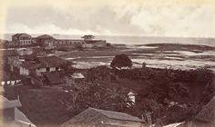 FomCiudad de Panamá en el año 1875. ¿Crees reconocer algunos de estos sitios? #panama @PaViejaEscuela