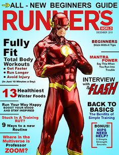 How Magazines Would Look If Superheroes Were Real AARP Magazine - Magazines look superheroes real