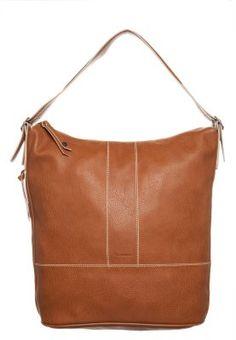 PHILLYS - Shopping bag - cognac