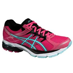 €89,99 - Universo de Running - zapatillas running mujer asics GEL PULSE 7 rosa/azul  - ASICS