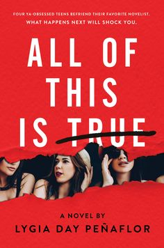 Cover Reveal: All of it is True by Lygia Day Peñaflor - On sale May 15, 2018! #CoverReveal