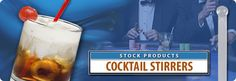 Spirit™ Cocktail Stirrers