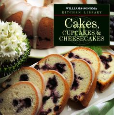 Cakes Cupcakes  Cheesecakes WilliamsSonoma Kitchen Library *** Read more  at the image link. (Amazon affiliate link)