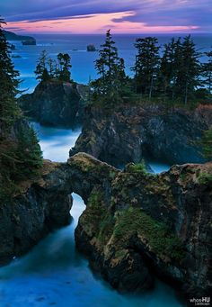 "coiour-my-world: "" Coastal Trail at Samuel H. Boardman State Scenic Corridor www.flickr.com/photos/oilfighterchung/15708730516 """