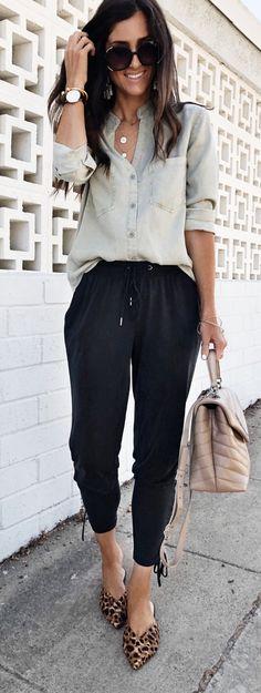 dcc022d9014d3 #summer #outfits white dress shirt. Office Outfit Summer, Casual Office  Outfits Women