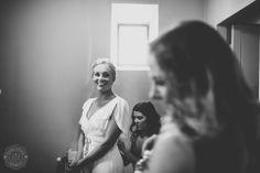 Bride before the ceremony // Morsian ennen vihkimistä
